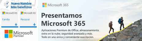 Microsoft 365 solo en On Technology México